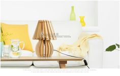 2016 indoor lighting Wood table lamp, View table lamp, iWood Product Details from Guangzhou iWood Crafts Co., Limited on Alibaba.com