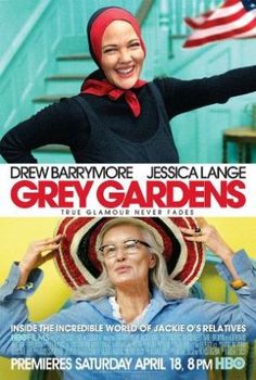 Films with fashion influence - 2009 Grey Gardens poster