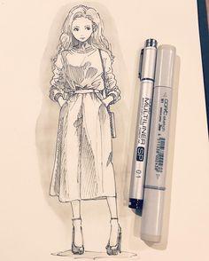 "10.4 mil Me gusta, 32 comentarios - みつまよ (@mitsumayo) en Instagram: ""休憩〜落書き"""