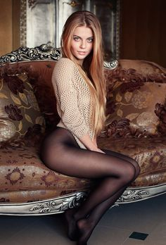 complete pantyhose nothing covering