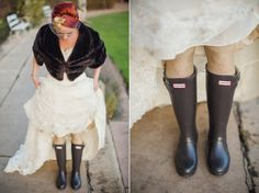 A Justin Alexander Gown for a Vintage, Retro and Musical Inspired Winter Wedding | Love My Dress® UK Wedding Blog