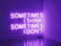 Sometimes I don't...† ~Clér~