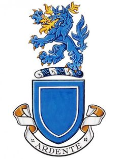 The Armorial Bearings of Dr Claire Boudreau, Chief Herald of Canada since 2007.