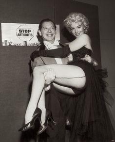 "bleublanc: ""Marilyn Monroe """