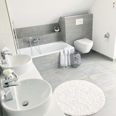 Hottest Pictures Modern Bathroom white Concepts Because cold-weather many weeks loom forebodingly coming, home improvement and pattern update initia Bathroom Stand, White Bathroom, Bathroom Modern, Bathroom Ideas, Bohemian Bathroom, Bathroom Showers, Bathroom Plants, Rustic Apartment, Cheap Apartment