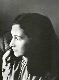 Last known picture of Anne Frank, 1941