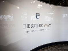 Butler University - Hinkle Fieldhouse on Behance