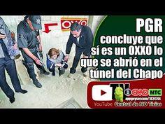 Lo que se abrió en el túnel del Chapo es un OXXO, PGR