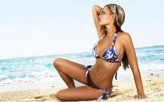 Precioso bikini azul! - chicas.joryx.com