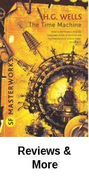 Janurary/Feburary 2016 selection-The time machine / H.G. Wells.