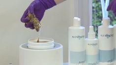 Alexandria Professional Body Sugaring demonstration video.