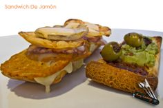 Sandwiches, Easy Cooking, Mexican, Ethnic Recipes, Food, Dishes, Food Items, Essen, Meals