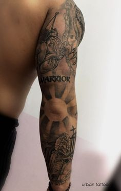 Фото тату Богдан Багаутдинов, - Sie sind an der richtigen Stelle für current trends Hier bieten wir Ihnen die schönsten Bilder - Cloud Tattoo Sleeve, A Tattoo, Forarm Tattoos, Tribal Sleeve Tattoos, Dope Tattoos, Best Sleeve Tattoos, Tattoo Sleeve Designs, Tattoo Designs Men, Simple Tattoos For Guys