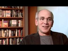louis sachar- author of holes- talks about writing and is super enthusiastic