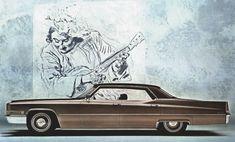 1969 Cadillac Sedan Deville Hardtop