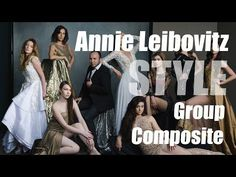 Annie Leibovitz Style Lighting Technique & Retouching Tips using StyleMyPic…