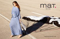 Don't forget to. Find Your Way with the limited-edition pieces from summer collection! Mat Fashion, Spring Summer 2015, Summer Collection, Plus Size Fashion, Don't Forget, Campaign, Ootd, Dresses, Inspiration
