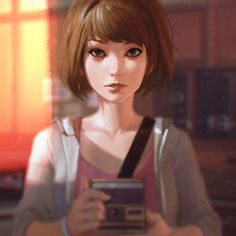 Max Caulfield by KR0NPR1NZ on DeviantArt {Life is Strange}