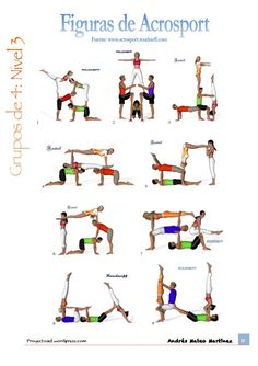 Is Yoga The Perfect Exercise? Gymnastics Stunts, Gymnastics Routines, Cheerleading, Acrobatic Gymnastics, Gymnastics Pictures, Poses Gimnásticas, Group Yoga Poses, Acro Yoga Poses, Yoga Poses For Two