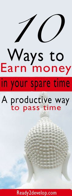 When you have a bit of spare time on your hands, it is always a good idea to invest it wisely and be productive during this time. It is always said that there is no such thing as too much money, so it is advisable to earn a bit of extra cash in your spare time, which can come handy in rainy days.  #earnmoney #earnyourstripes #money #lifestyle #online #onlinebusiness #onlinemarketing #life #waystoearn #best