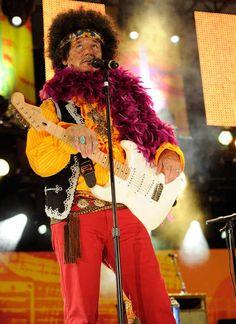 """Bill Murray - """"Jimi Hendrix"""""""