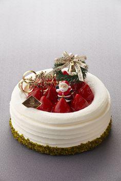 注目の2011年クリスマスケーキを一挙ラインナップ! Gallery | Web Magazine OPENERS - cspecial