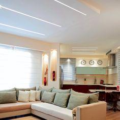 POLO - Recessed ceiling/wall modular profile, ideal for the lighting of corridors, offices, waiting rooms and entrances. #LED #light_e_design #design #illumination #lamp #lightdesign #indoor #lighting #lamp #pendant #iluminacion #decor #home #decoracion #lampara