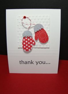 Write and Send Thank yous by YLM - Cards and Paper Crafts at Splitcoaststampers