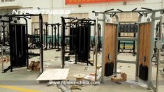 Gym Equipment Names, Gym Equipment For Sale, Gym Exercise Equipment, Cable Machine, Smith Machine, Lower Back Exercises, Gym Machines, Shoulder Workout, Pulley