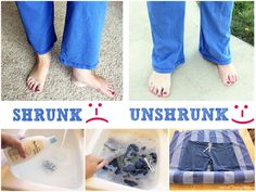 How-to-Unshrink-Clothes