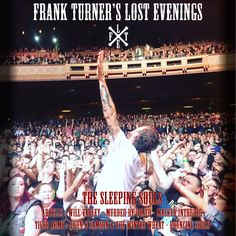 NEW TOUR – Don't miss Frank Turner & The Sleeping Souls on tour! Check tour dates and get ticket info here: http://hoblu.es/FrankTurnerSS