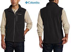 ¡Chollo! Chaleco polar Columbia Fast Trek Fleece Vest por 25 euros.