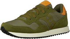 Saucony Originals Womens DXN Trainer Heritage Running Shoe Olive 85 M US * Want additional info? Click on the affiliate link Amazon.com on image.