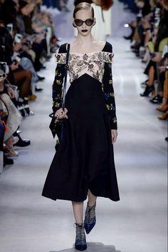 SevenRoses: Christian Dior F/W RTW 2016-2017 París Fashion Wee...