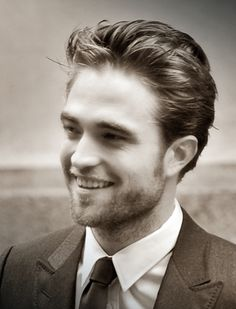 Mr. Robert Pattinson....gorgeous!