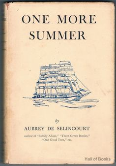 One More Summer by Aubrey De Selincourt #kidlit #childrensbook
