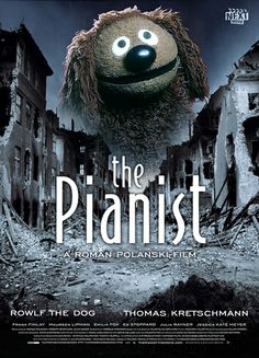 8 Muppets Spin-Offs We Need to See: The Pianist