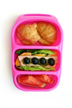 Goodbyn bento lunchbox available in New Zealand from www.thelunchboxqueen.co.nz