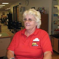 Rita Kirkpatrick, Library Assistant