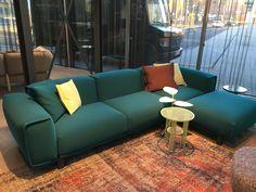 Moroso sofa selected by Altera