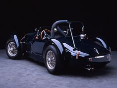 1951 Fitch-Whitmore Le Mans Special. In love. Lot's of cool details on the body.