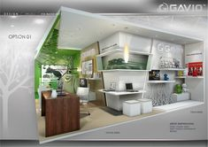 // EXHIBITION DESIGN - Special Booth by AMORNWAT OSODPRASIT at Coroflot.com