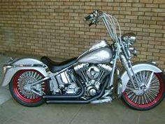 2002 Harley-Davidson FLSTS/FLSTSI Heritage Springer