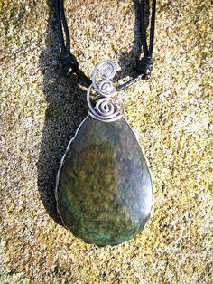 Mira este artículo en mi tienda de Etsy: https://www.etsy.com/es/listing/287851609/colgante-piedra-obsidiana-de-manto