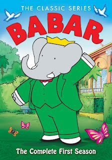 Babar: The Classic Series - The Complete First Season