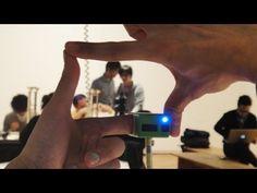 손으로 앵글을 만들면 사진이 찍히는 Ubi-Camera