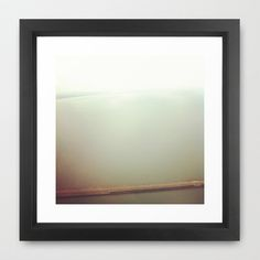Causeway Framed Art Print by HMSinTO - $40.00