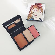 HOST PICK! Antonio Lopez CORAL Face Palette ⇊ ⓗⓞⓢⓣ ⓟⓘⓒⓚ ⇊ 2.4.16 › 'best in makeup party'  antonio lopez collaborates w/ m•a•c to create a stunning collection for the eyes, lips & face. the palette features beautiful powder to color cheeks and face, & comes in two blushing hues   the coral palette features iridescent powder in 'star!' (0.12 oz), powder blush in 'passion for colour' (0.13 oz) & beauty powder in 'smooth harmony' (0.20 oz)  † antonio lopez limited edition collection † new in…