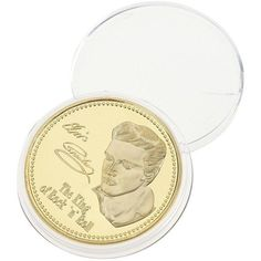 Cheap coin earring, Buy Quality coin machine directly from China coin counting Suppliers: EZLIFE Copy Coins Euro 2016 Elvis Presley US Gold Coin Collectible Canada Penny Russia Souvenirs Original Replica Coins Elvis Presley, Are You Lonesome Tonight, London Souvenirs, Counting Coins, Coins For Sale, Canada, Commemorative Coins, Gold Coins, Rock And Roll
