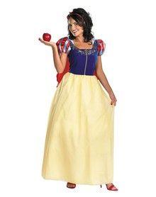 Disney Princess Snow White Deluxe Adult Costume
